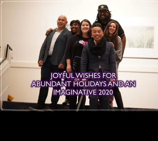 Happy Holidays and Cheers to 2020!