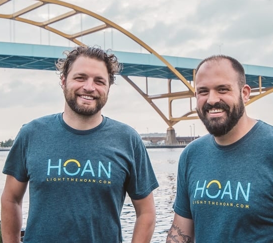 ITP E. 28 Light the Hoan with Ian Abston and Michael Hostad